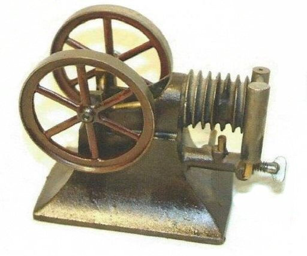 Paradox Gas Engine